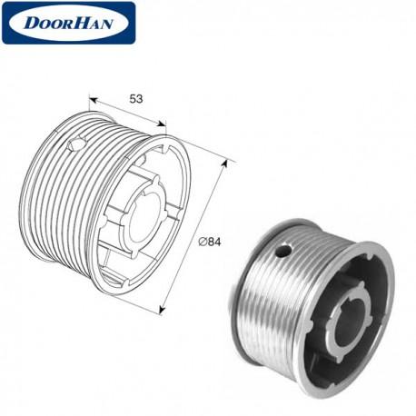 DH11021 DoorHan Барабан М076, H30 для низкого подъема (пара)