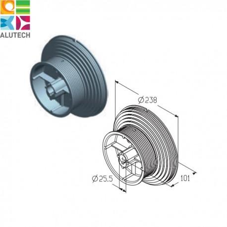 403020500 CD120H Alutech Барабан (пара)