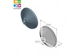 CD018V Барабан (пара) Alutech