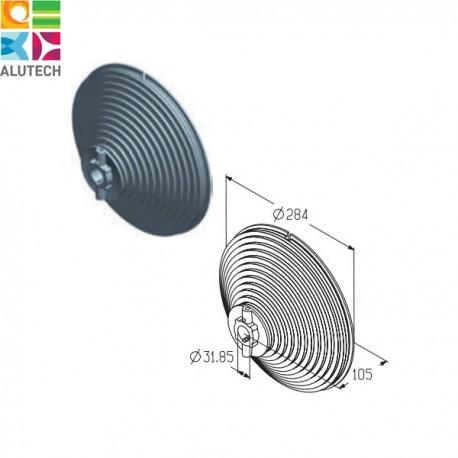 403030200 CD018V-5/4 Alutech Барабан (пара)