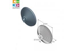 CD018V-5/4  Барабан (пара) Alutech