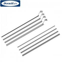 25014 DoorHan Трос стальной 5 мм (1 метр) DIN 3060