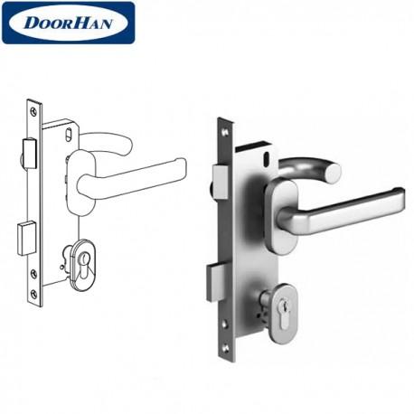 25148-2N DoorHan Комплект замка со штифтом на 8 мм для врезной калитки