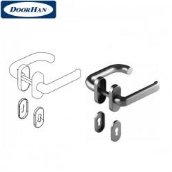 DH25133 DoorHan Ручка для калитки секционных ворот. Штифт 8. Нержавеющая сталь