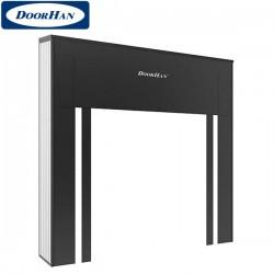 D.SH-RD3,2x3,0-1 DOORHAN Герметизатор проема 3200х3000 жесткий с одинарным верхним листом (комплект)