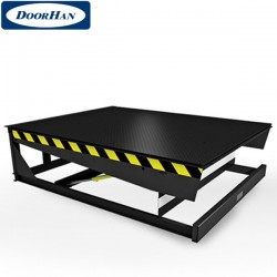 DS352205-(06)E DOORHAN Уравнительная платформа c телеск. аппарелью - 500мм встроен. типа 3500х2200 (комплект)