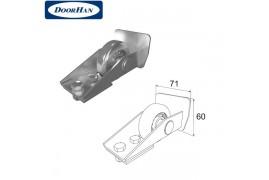 DHS20330 DOORHAN Ролик концевой в сборе для балки 71х60х3,5 DHS203060