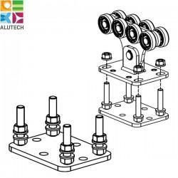 SGN.01.200 Alutech Подставка для системы до 450 кг (шт)