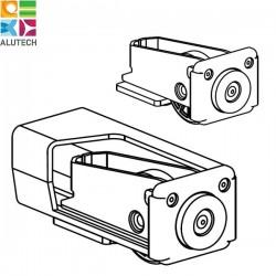 SGN.01.320 Alutech Ролик опорный для шины SG.01.002, SG.01.001 (шт)