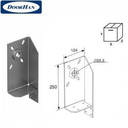 DH13013 DOORHAN Кронштейн опорный правый 180 для выносного вала (шт.)