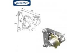 25550-2LK4 DoorHan Устройство защиты от разрыва пружины ЛЕВОЕ модифицированное (250кг) без кронштейна