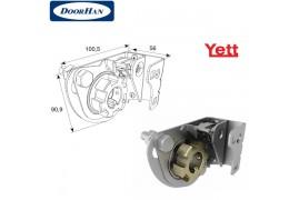 Y304L DoorHan Устройство защиты от разрыва пружины ЛЕВОЕ для притолоки 135 мм