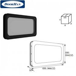DH85603 DoorHan Окно акриловое 627х327