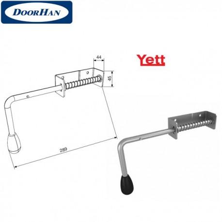 SPVy023 DoorHan Задвижка для ворот с вертикальными направляющими
