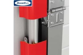 Y183 DoorHan Защита вертикальной направляющей (п/м)