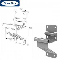 N25234/RAL9003 DoorHan Верхняя опора для низкого подъема