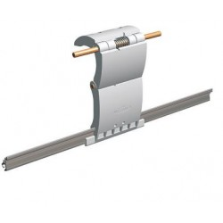 RM2 DoorHan Замок верхний автоматический RM2 двухсекционный