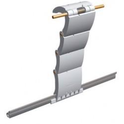 RB4 DoorHan Замок верхний автоматический RB4 четырехсекционный