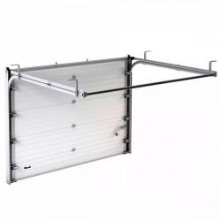 RSD01SC-2W-2500х2215 Ворота секционные серии RSD01SС №2 ширина 2500 высота 2215 белые DoorHan