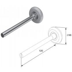 25010G DoorHan Ролик для секционных ворот (120 мм)