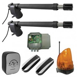 SW-2500KIT Комплект привода  ширина створки до 2,5м вес до 350кг DOORHAN