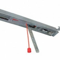 SK-3600 Направляющая  с цепью L-3600мм, H-2800мм для SECTIONAL-750-1200