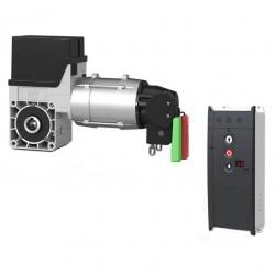 SE5.24DES Комплект привода SE5.24 220В S-25 кв. м IP65 с выносным блоком управления GFA