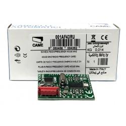 001AF43RU Радиоприемник встраиваемый  для 001TOP-432EE, 001TOP-434EE, 001TAM-432SA