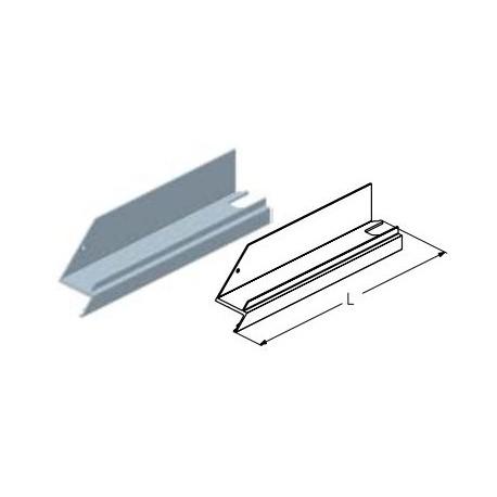 WD403L.202  Обрамление калитки верхнее, цвет - A00-D6 (шт.) Alutech