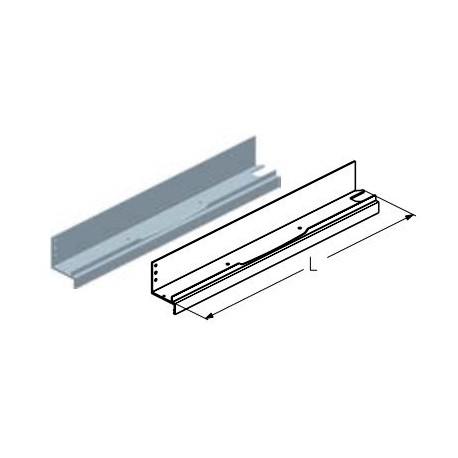 WD250RA.202  Обрамление калитки среднее, цвет - A00-D6 (шт.) Alutech