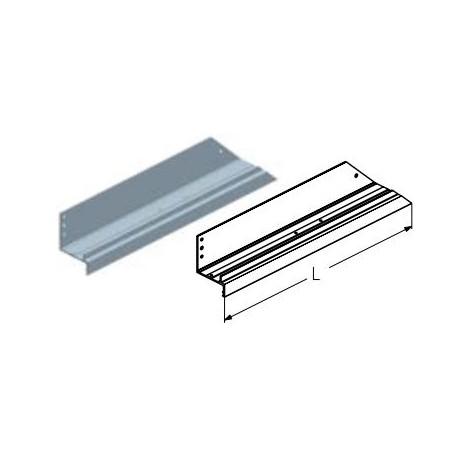 WD162R.202  Обрамление калитки нижнее, цвет - A00-D6 (шт.) Alutech