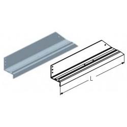 WD151L.202  Обрамление калитки нижнее, цвет - A00-D6 (шт.) Alutech