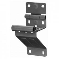 N25234NR DOORHAN Боковая опора укороченная с держателем ролика (нержавеющая сталь 2мм) (шт.)