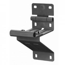 N25234-3NR DOORHAN Боковая опора удлиненная с держателем ролика (нержавеющая сталь 2мм) (шт.)