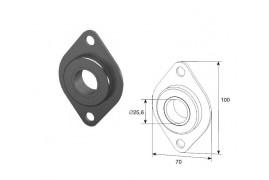 DH-OKT74 DOORHAN Пластина концевая с подшипником (шт.)