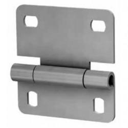 N25233-1NR DOORHAN Внутренняя петля для панелей с новой формой профиля (нержавеющая сталь 2мм) (шт.)