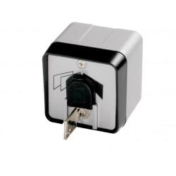 CAME 001SET-J Ключ-выключатель с защитой цилиндра, накладной
