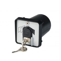 001SET-K Ключ-выключатель с защитой цилиндра, встраиваемый