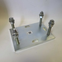 DHS200308 Подставка регулируемая роликовой опоры для балок 71х60х3,5 (шт)