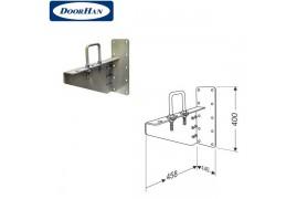 DHK13011 DOORHAN Кронштейн выносной для низкого вала правый в сборе с элементами крепежа (шт.)