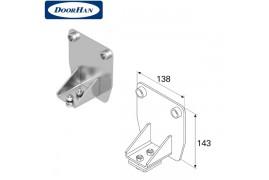 DHS20250 DOORHAN Крышка задняя для балки 138х144х6 DHS202080