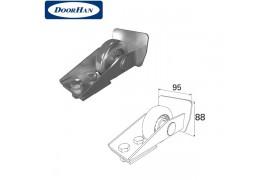 DHS20130 DOORHAN Ролик концевой в сборе для балки 95х88х5 DHS201060