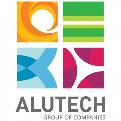PRG15  Профиль концевой, цвет - RAL9002 (м) Alutech