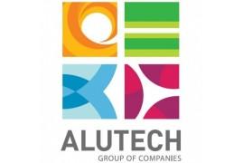 WD260L.101  Петля проема средняя, цвет - A00-D6 (шт.) Alutech